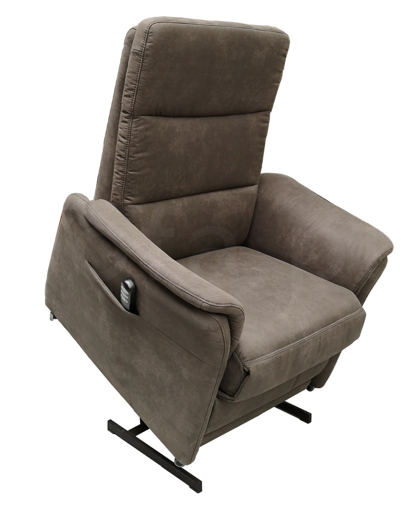 KIRUNA fotel wypoczynkowy z funkcją wstawania