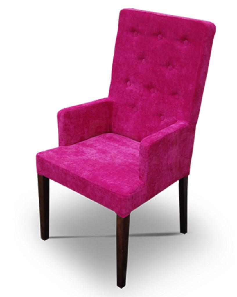 """Krzesło tapicerowane """"KEYS 2"""""""