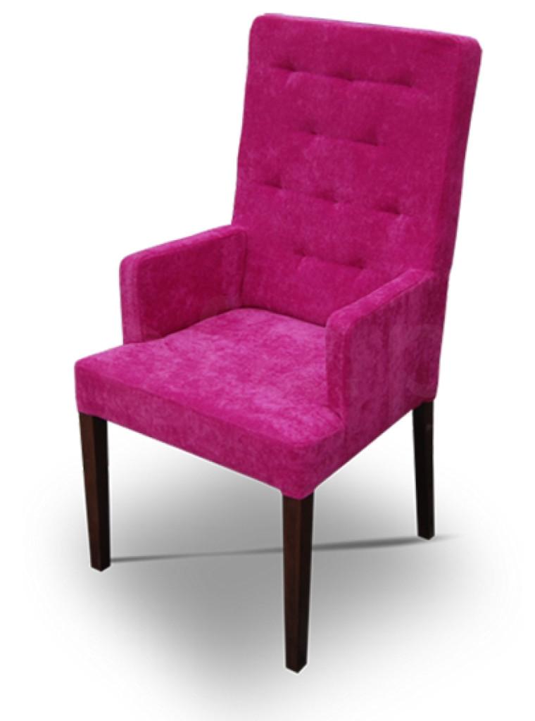 """Krzesło tapicerowane """"KEYS 1"""""""