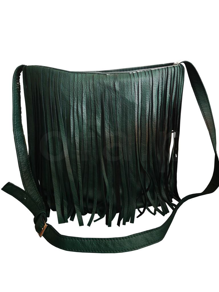 FLORA torebka damska skórzana