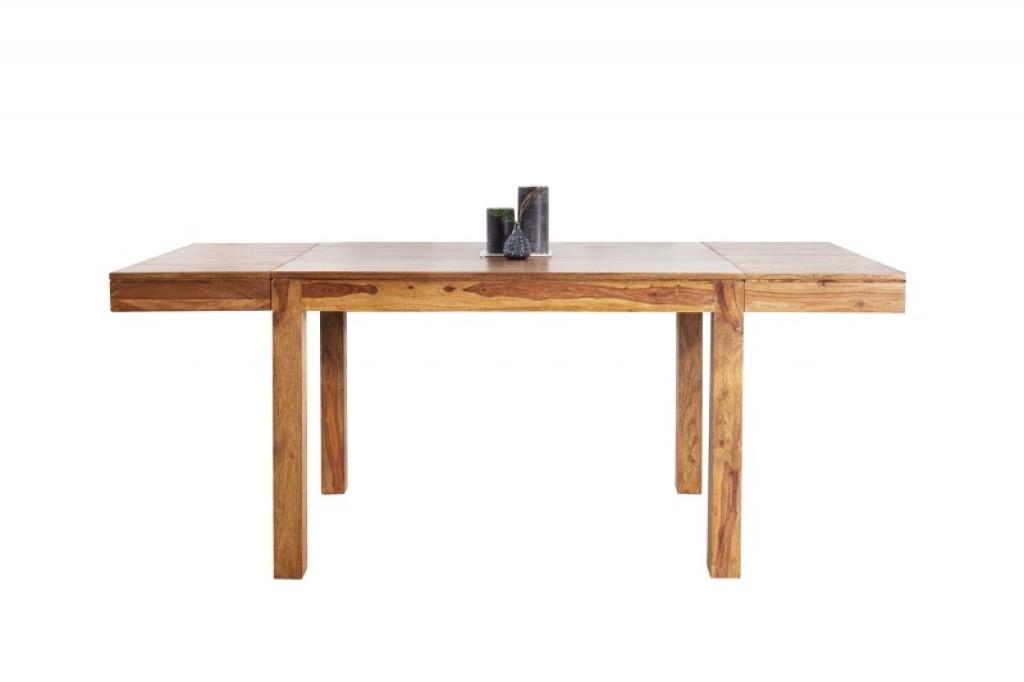 Stół rozkładany LAGOS 120-200 sheesham - drewno