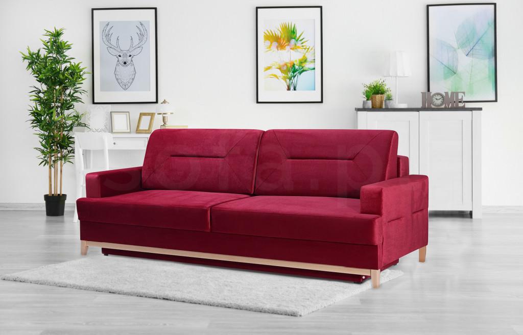 """Sofa """"ALMA"""" rozkładana"""
