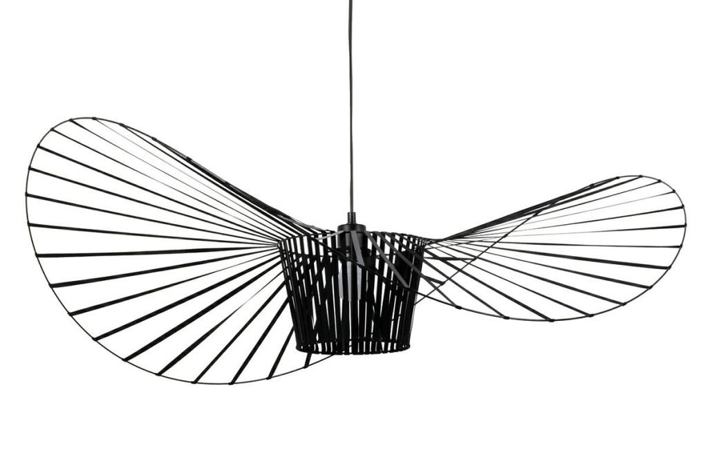 Lampa wisząca CAPELLO FI 140 czarna
