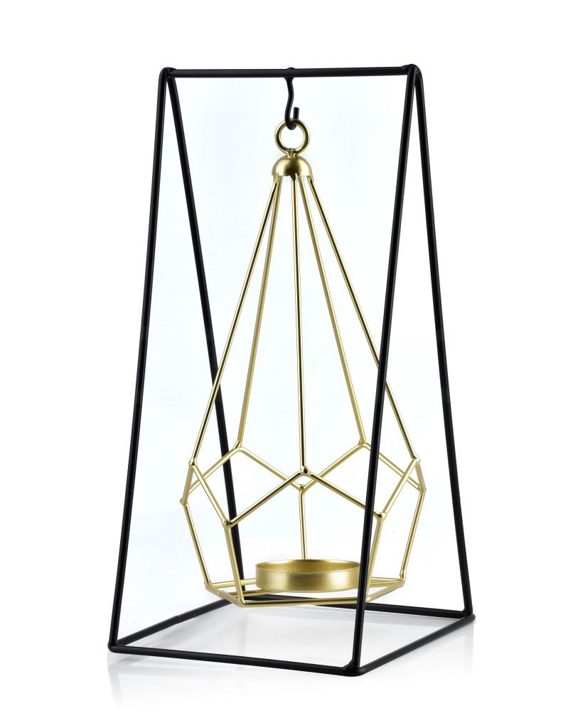 HOLLY Lampion 14x14xh29cm