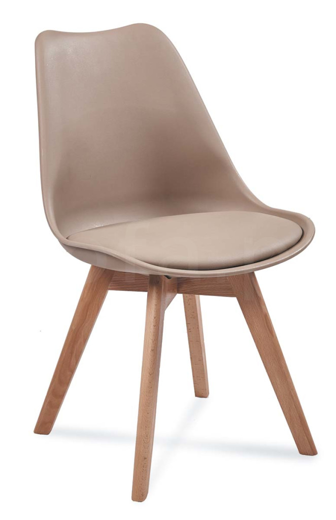 """Krzesło """"ALIS"""" beżowe"""