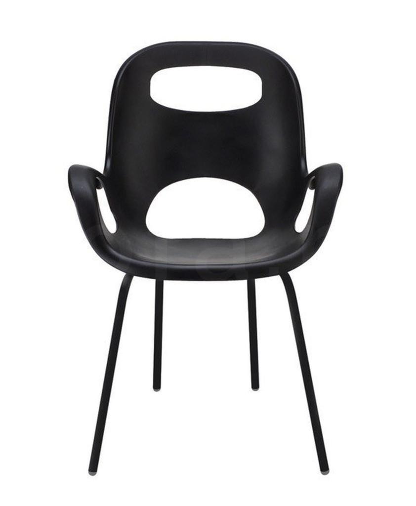 UMBRA krzesło OH czarne