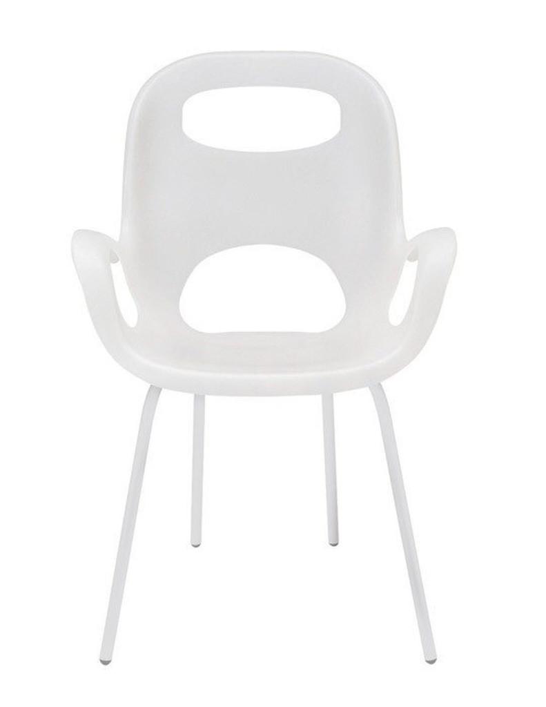 UMBRA krzesło OH białe