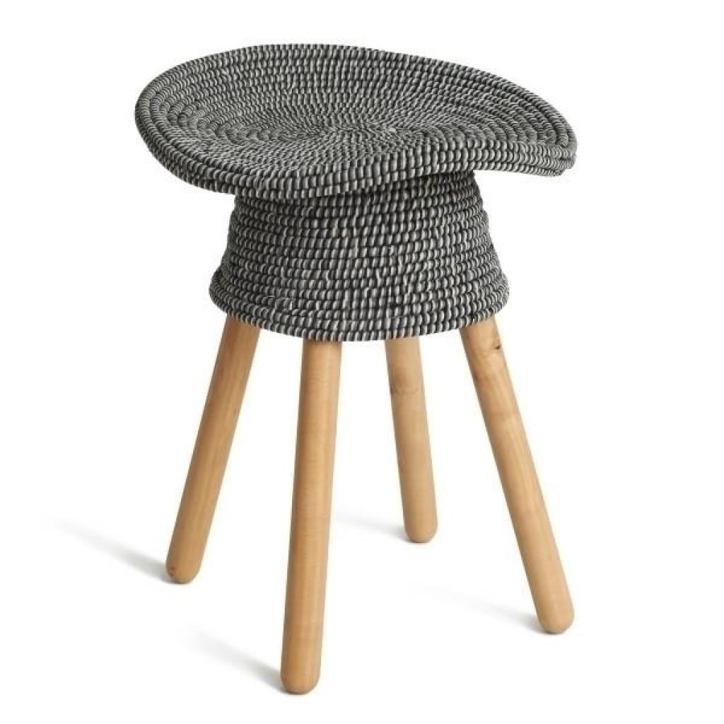 UMBRA stołek COILED