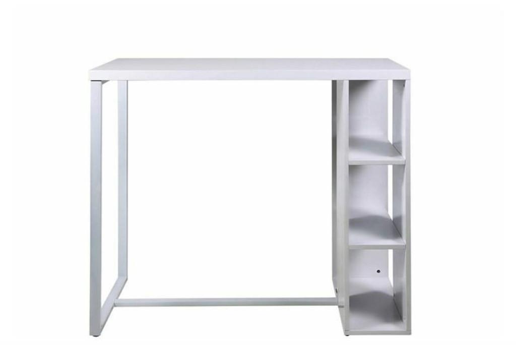 ACTONA stół barowy AVOCET biały