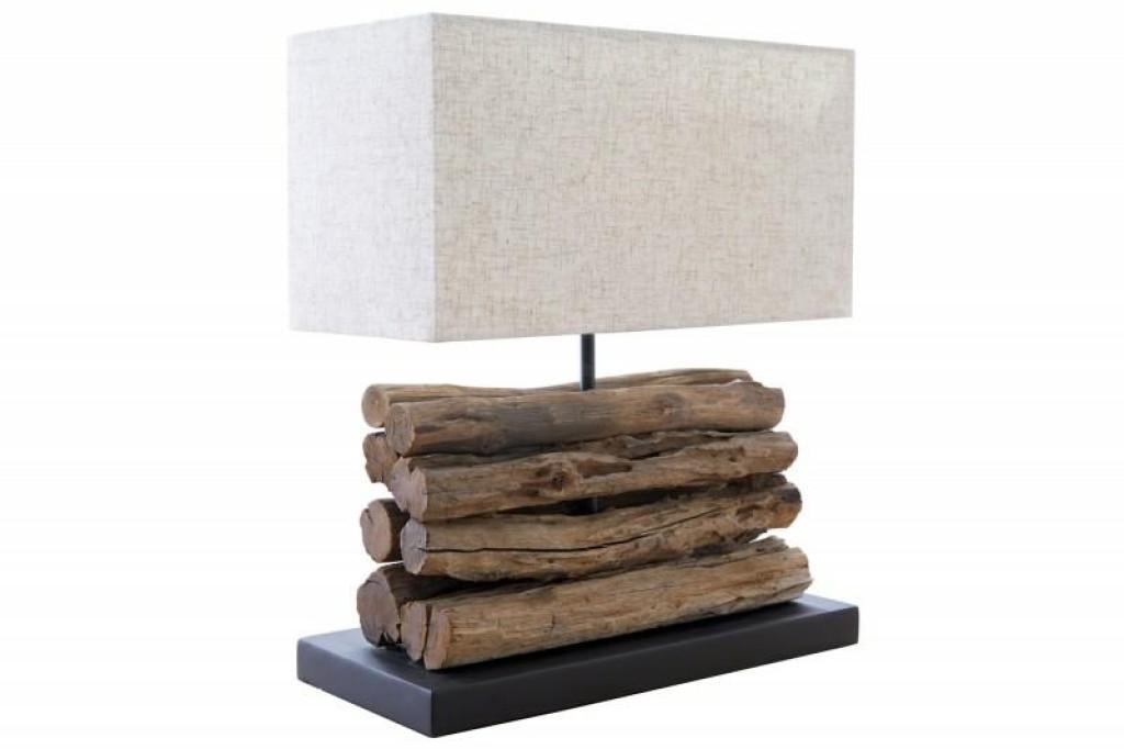 INVICTA lampa biurkowa PERIFERE  - beżowa
