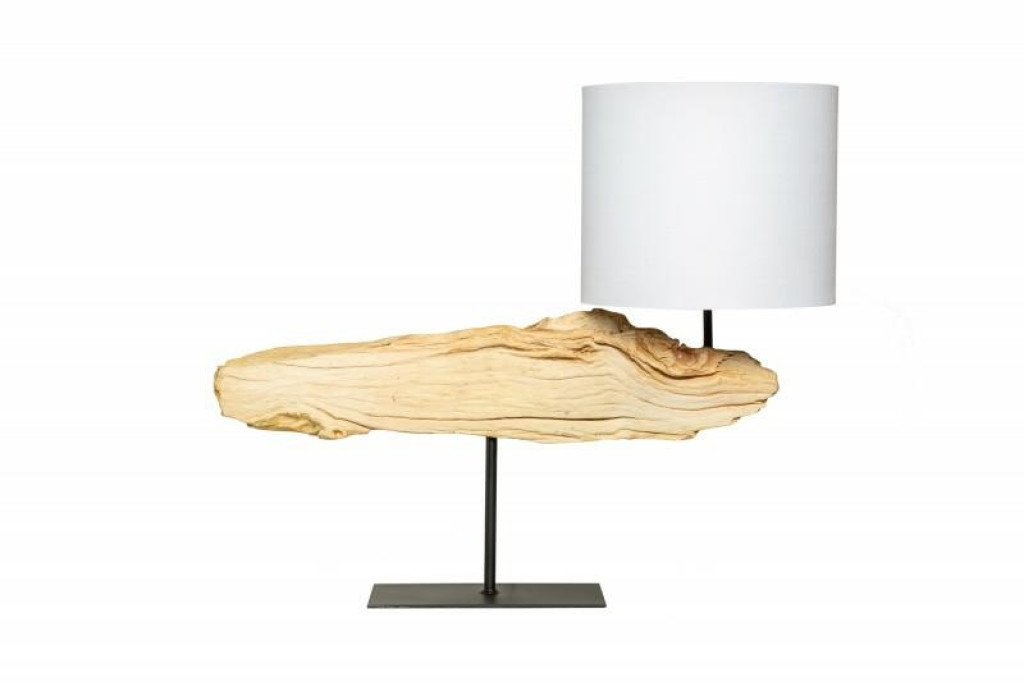 INVICTA lampa biurkowa ORGANIC ARTWORK70 - driftwood