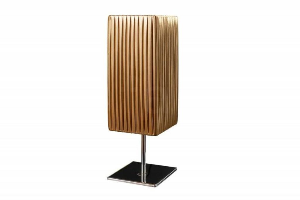 INVICTA lampa biurkowa PARIS  - złoty