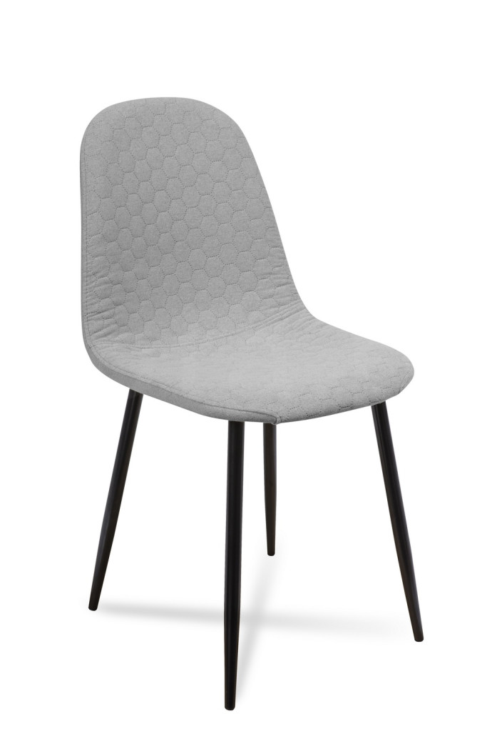 """Krzesło """"ARIA"""" nogi czarne"""