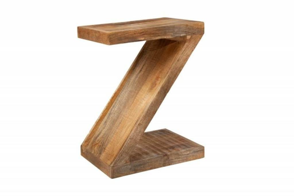 INVICTA stolik kawowy Z Mango - drewno naturalne