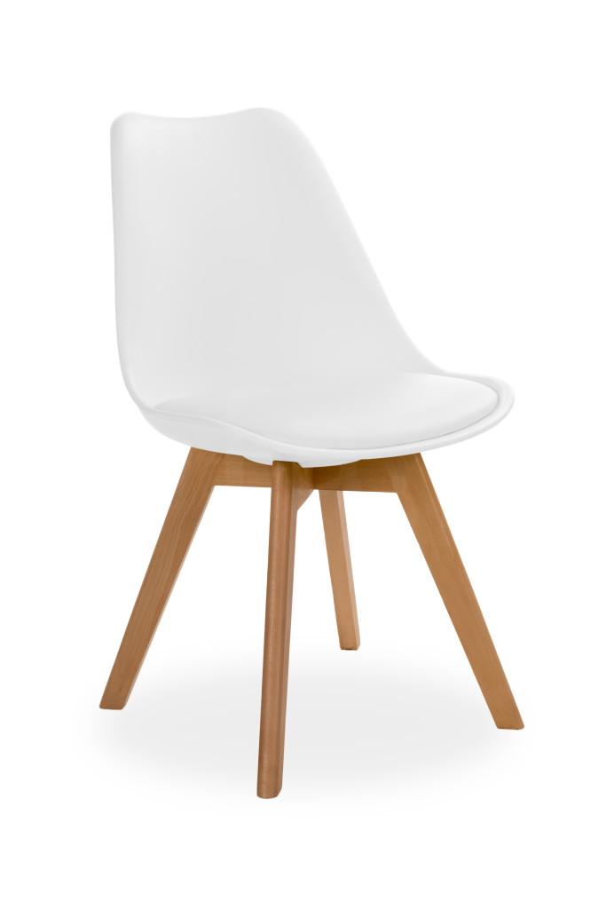 """Krzesło """"ALIS"""" białe"""